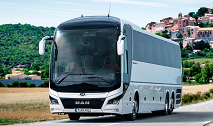 Автобусы MAN MAN