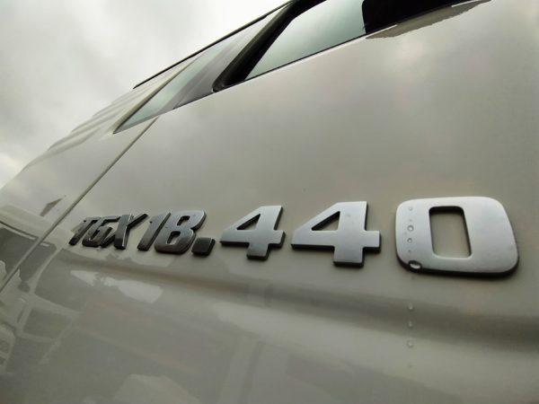 TGX 18.440 BLS 4х2 AGRO LION тягач Евро 5 кабина XL