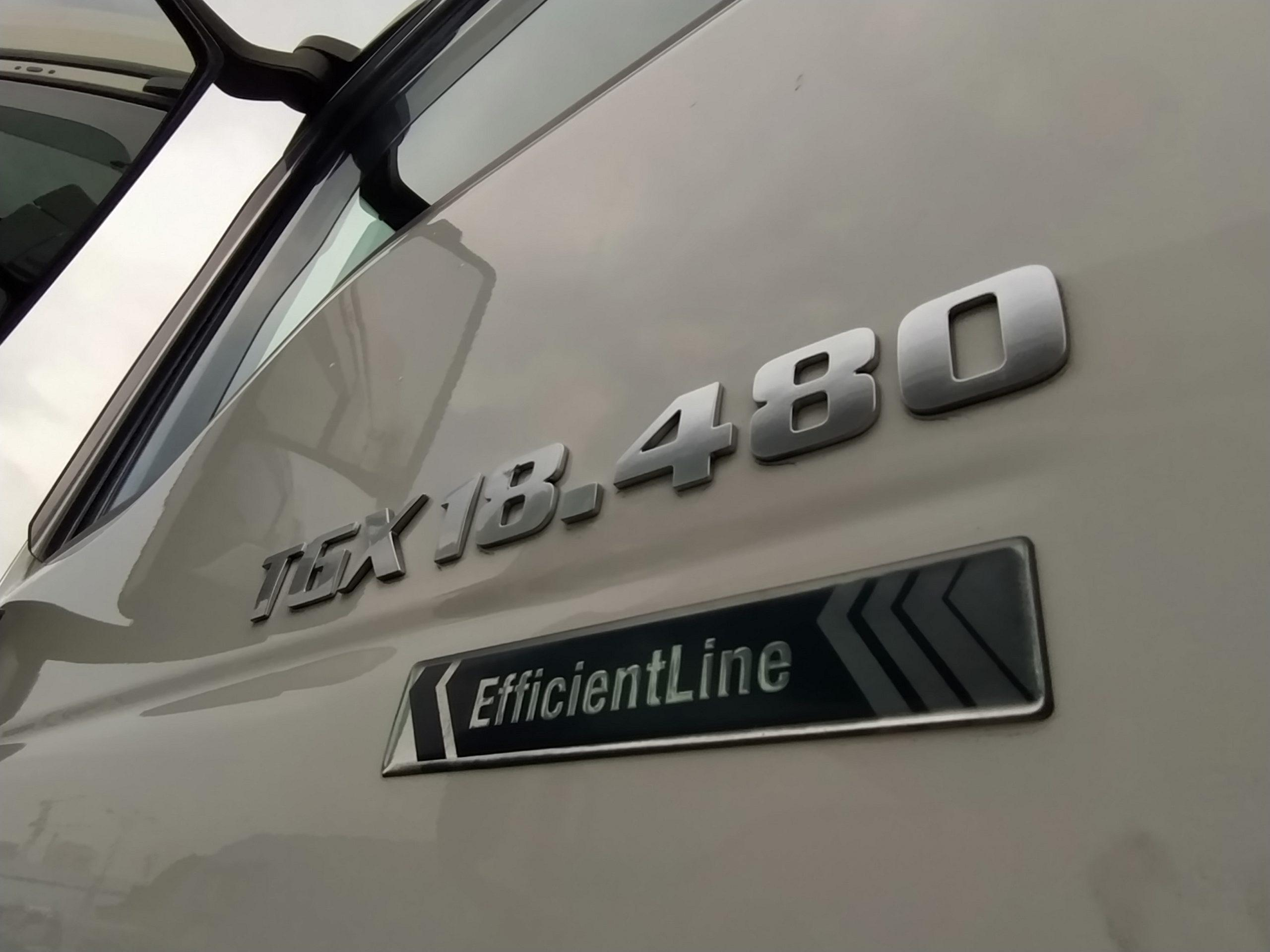TGX 18.480 BLS 4×2 EfficientLine Евро 6