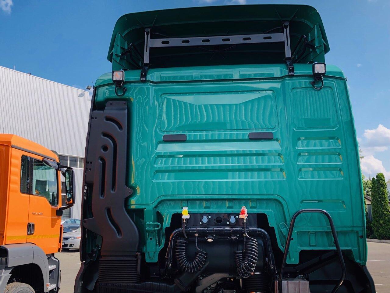 TGX 18.480 BLS 4х2 AGRO LION тягач Евро 5 кабина XL
