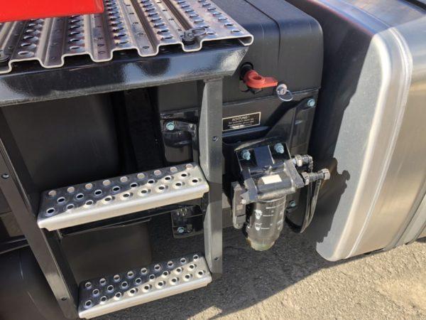 TGX 18.460 BLS 4х2 EfficientLine тягач Евро 6 кабина XLX