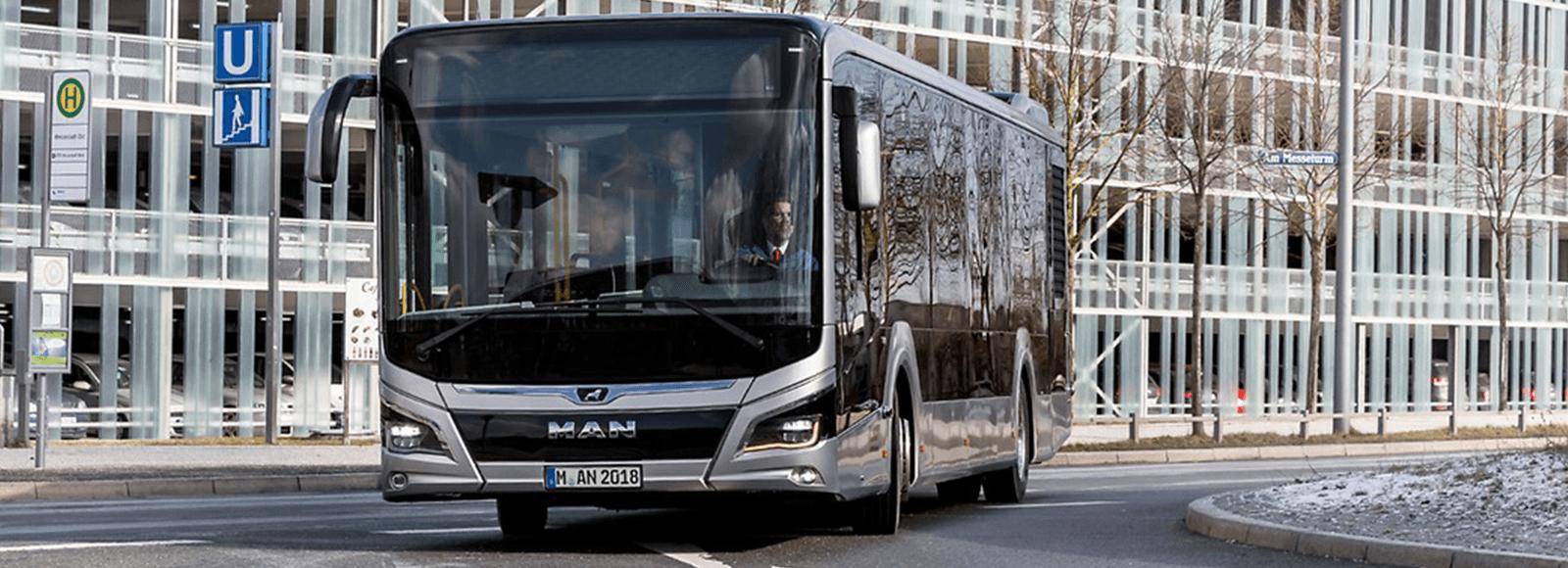 MAN Bus Days: инновации в совершенстве
