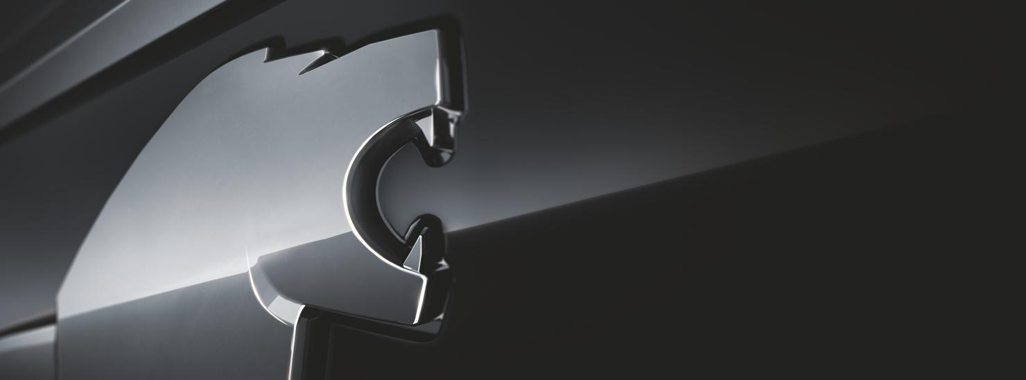 Решетка радиатора MAN TGX
