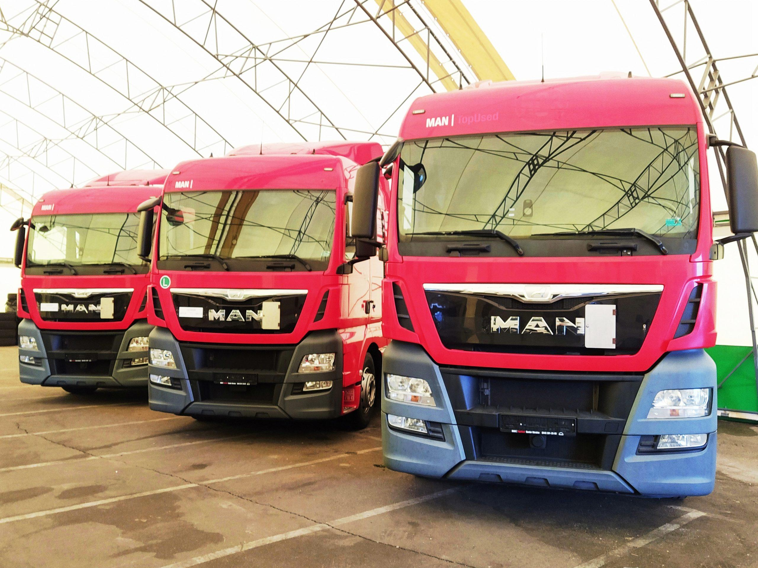 MAN TGX 26.480 6×2-2 BLS-WW