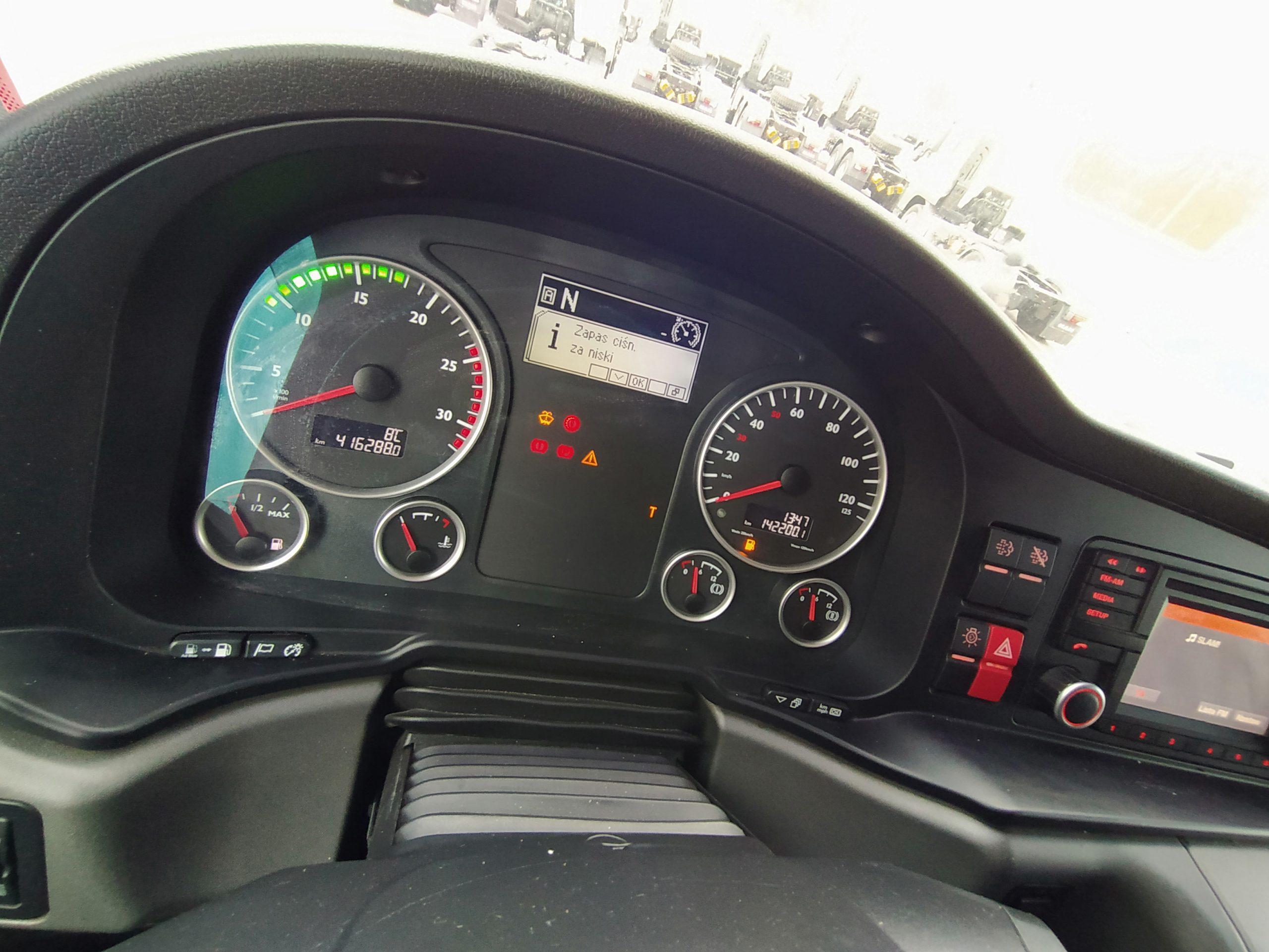 TGX 18.440 BLS 4х2 Евро 6 стояночный климат контроль