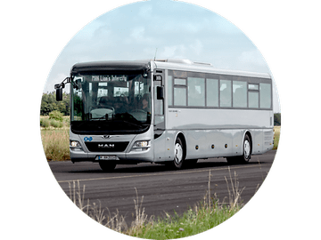 MAN Lion's Intercity - Объединяет города, пригороды и отдаленные районы