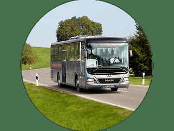 MAN Lion's Intercity - Универсальное использование для трансферных перевозок