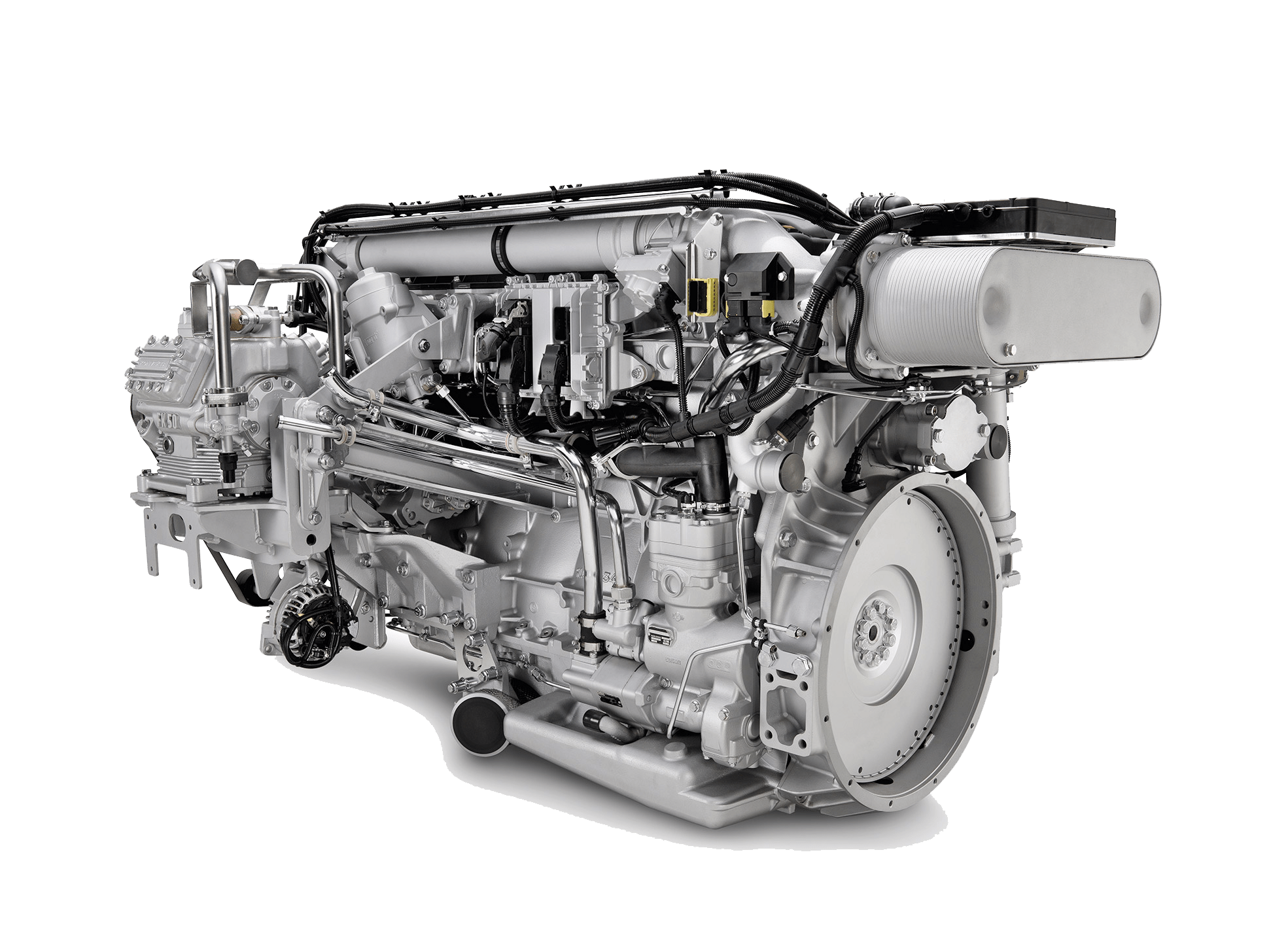 Двигатель MAN D26