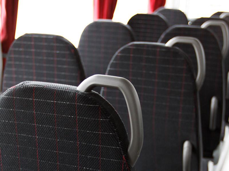Комфортность сиденья MAN Lion's Intercity