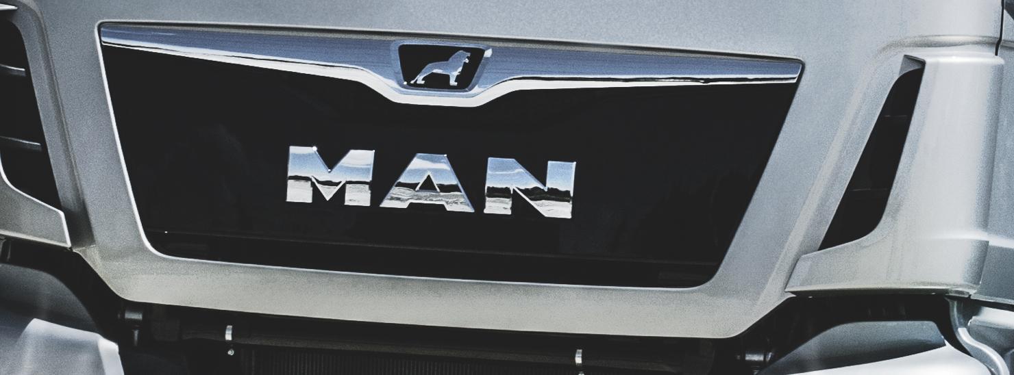 Внешний дизайн MAN TGS