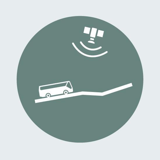 Темпомат MAN EfficientCruise® с поддержкой GPS