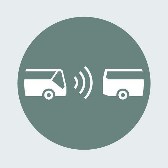 Система автоматического торможения и сигнализация экстренного торможения: система автоматического торможения (EB)