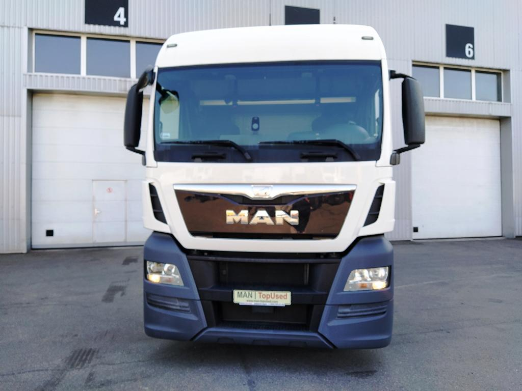 MAN TGX 18.440 BLS кабина XLX 2016