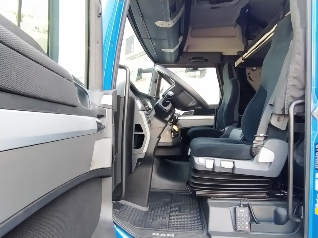MAN TGX 18.440 BLS 4х2 кабина XLX 2016